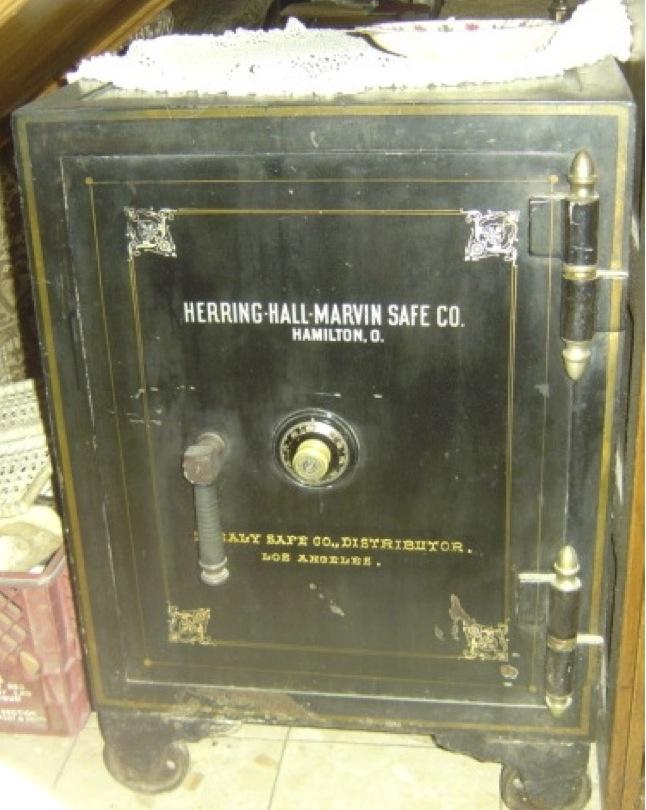 Safe Find Harring Hall Marvin Safe The Coinologist
