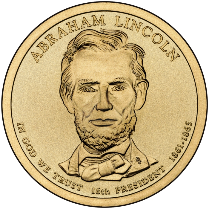 2010 Abraham Lincoln Dollar The Coinologist
