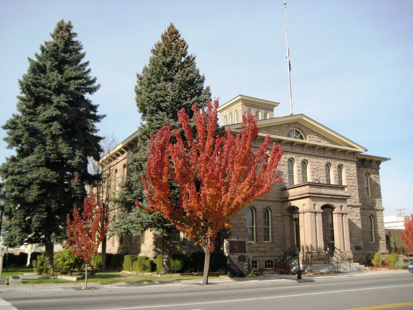 Carson City (NV) United States  City pictures : Historic United States Mint Facilities | Carson City, NV | The ...