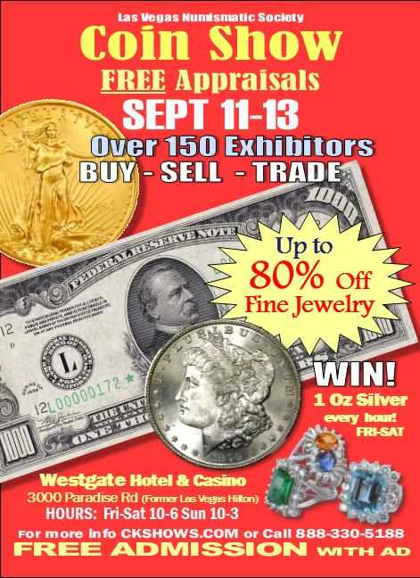 Coin show free